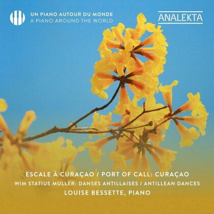 Wim Statius Muller & Louise Bessette - Un Piano Autour Du Monde