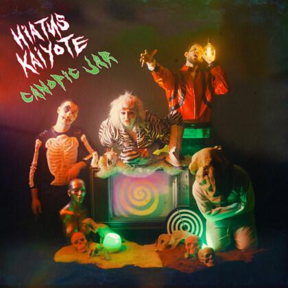"Hiatus Kaiyote - Canopic Jar (12"" Maxi)"