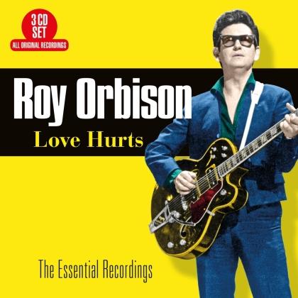 Roy Orbison - Love Hurts (3 CDs)
