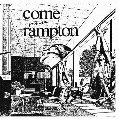 Come - Rampton (LP)