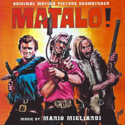 Mario Migliardi - Matalo - OST