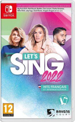 Let's Sing 2022 français et internationaux