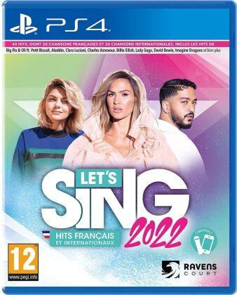 Let`s Sing 2022 français et internationaux