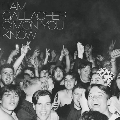 Liam Gallagher (Oasis/Beady Eye) - C'mon You Know (Bonustracks, Deluxe Edition, Limited Edition)