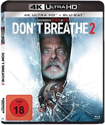 Don't Breathe 2 (2021) (4K Ultra HD + Blu-ray)