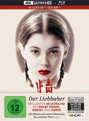 Der Liebhaber (1992) (Limited Collector's Edition, Mediabook, 4K Ultra HD + Blu-ray)