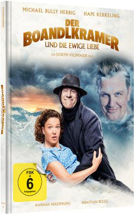 Der Boandlkramer und die ewige Liebe (2021) (Limited Edition, Mediabook, 4K Ultra HD + Blu-ray)