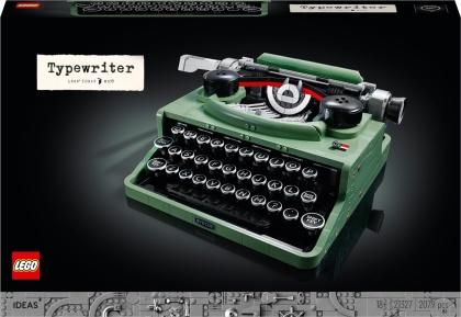 LEGO Schreibmaschine - 21327, Ideas, Seltenes Set