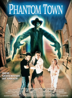 Phantom Town (1999) (Cover A, Super Spooky Stories, Limited Edition, Mediabook, 2 DVDs)