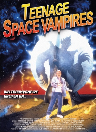 Teenage Space Vampires (1999) (Cover A, Super Spooky Stories, Limited Edition, Mediabook, 2 DVDs)