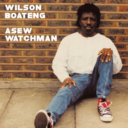 Wilson Boateng - Asew Watchman (LP)