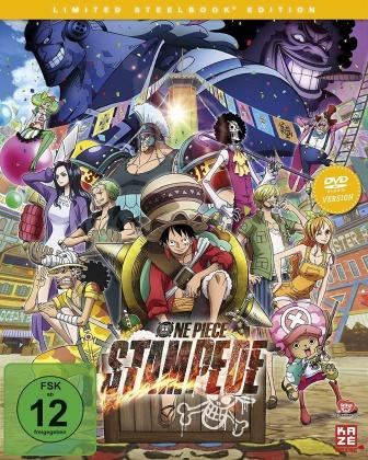 One Piece - Der 13. Film - Stampede (2019) (Limited Edition, Steelbook)