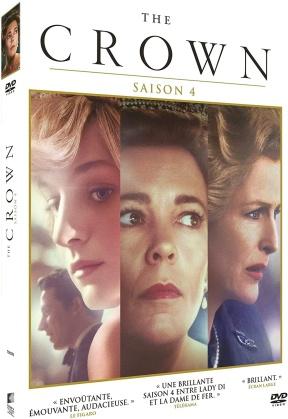 The Crown - Saison 4 (4 DVD)