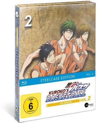 Kuroko's Basketball - Staffel 3 - Vol. 2