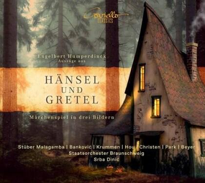 Engelbert Humperdinck (1854-1921), Srba Dinic, Stüber Malagamba, Krummen & Staatsorchester Braunschweig - Hänsel Und Gretel - Excerpts