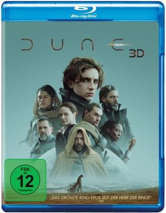 Dune (2021) (Blu-ray 3D + Blu-ray)