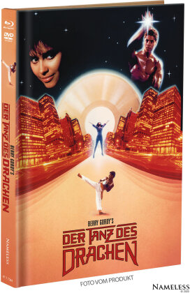 Der Tanz des Drachen (1985) (Cover A, Limited Edition, Mediabook, Blu-ray + DVD + CD)