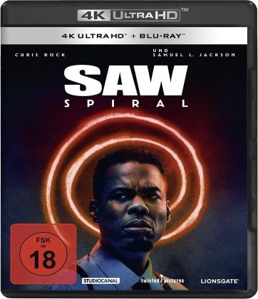 Saw - Spiral (2021) (4K Ultra HD + Blu-ray)