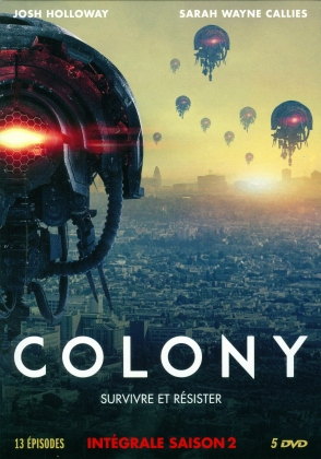 Colony - Saison 2 (5 DVD)