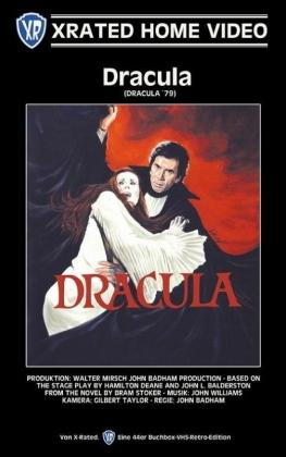 Dracula (1979) (Grosse Hartbox, Cover B, Limited Edition, Uncut, 2 Blu-rays)