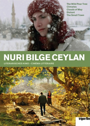 Nuri Bilge Ceylan - The Wild Pear Tree / Climates / Clouds of May / Distand / The Small Town (Trigon-Film, 5 DVDs)