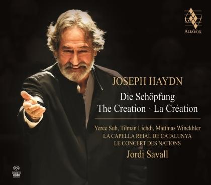 La Capella Reial De Catalunya, Joseph Haydn (1732-1809) & Jordi Savall - Die Schöpfung / The Creation / La Création (2 SACDs)