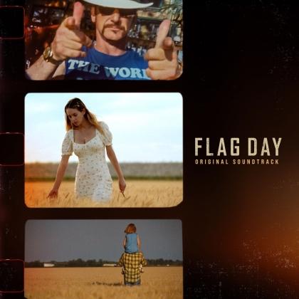 Eddie Vedder (Pearl Jam), Glen Hansard (Frames/Swell Season/Once) & Cat Power - Flag Day - OST (LP)