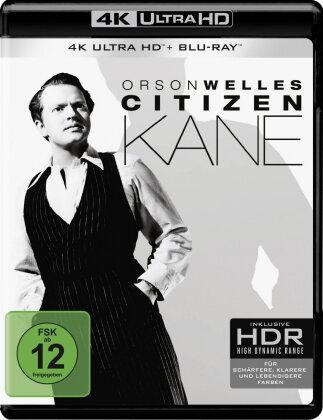 Citizen Kane (1941) (4K Ultra HD + Blu-ray)