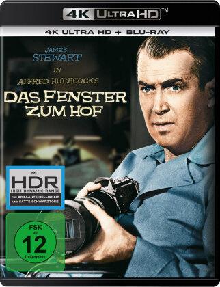 Das Fenster zum Hof (1954) (4K Ultra HD + Blu-ray)