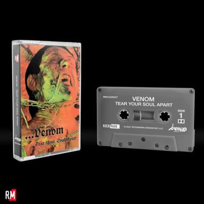 Venom - Tear Your Soul Apart (2021 Reissue)