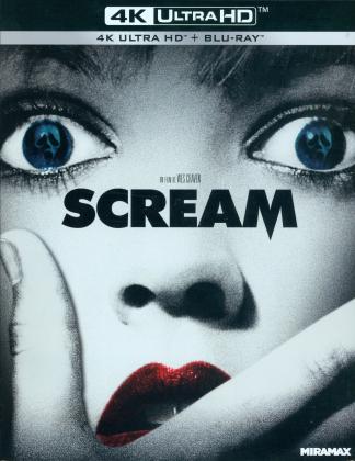 Scream (1996) (4K Ultra HD + Blu-ray)