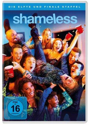 Shameless - Staffel 11 - Die finale Staffel (3 DVDs)