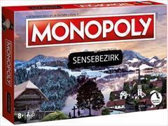 Monopoly Sensebezirk (Mundartversion)