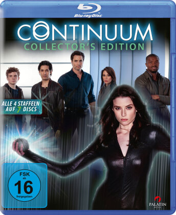 Continuum - Die komplette Serie (Collector's Edition, 7 Blu-rays)