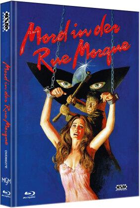 Mord in der Rue Morgue (1971) (Cover E, Limited Edition, Mediabook, Blu-ray + DVD)