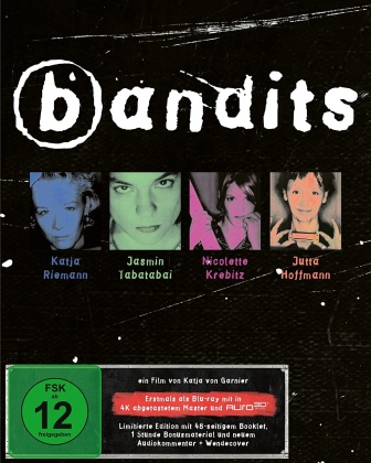 Bandits (1997) (Schuber, Limited Edition)