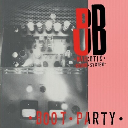 Dub Narcotic Soundsystem - Boot Party (LP)