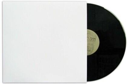 Bu Slpjw 12 Inch Record Jacket 10 Pack White