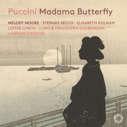 Orquestra Gulbenkian, Giacomo Puccini (1858-1924), Lawrence Foster, Elisabeth Kulman & Stefano Secco - Madama Butterfly (2 Hybrid SACDs)