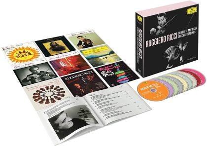 Ruggiero Ricci - Complete American Decca Recordings (Eloquence Australia, 9 CDs)