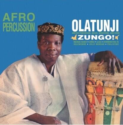 Babatunde Olatunji - Zungo (LP)