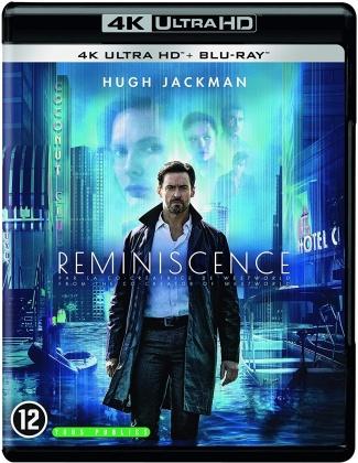 Reminiscence (2021) (4K Ultra HD + Blu-ray)