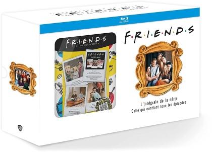 Friends - L'intégrale - Saisons 1-10 & Jeu de cartes (21 Blu-ray)