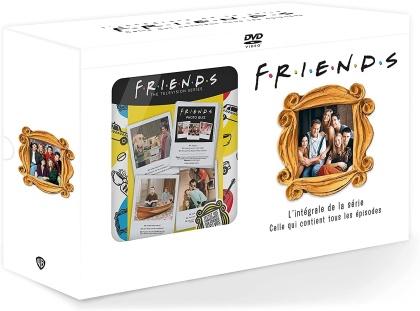 Friends - L'intégrale - Saisons 1-10 & Jeu de cartes (35 DVD)