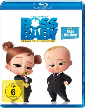Boss Baby 2 - Schluss mit Kindergarten (2021)