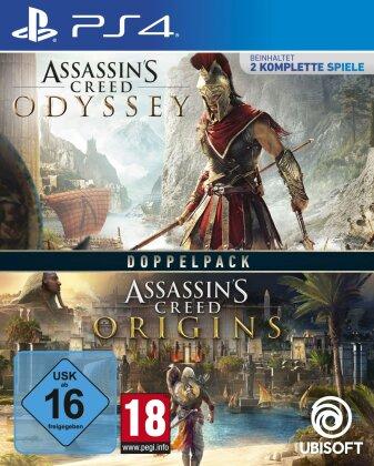 Assassin´s Creed Odyssey + Origins Compilation (German Edition)