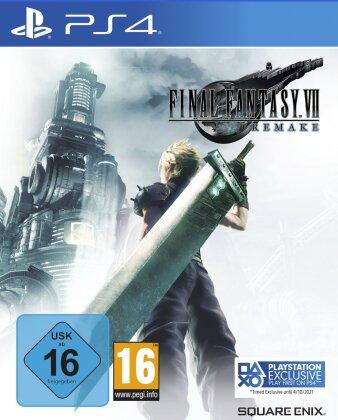 Final Fantasy VII - HD Remake (German Edition)