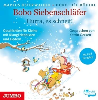 Bobo Siebenschläfer - Hurra, es schneit!