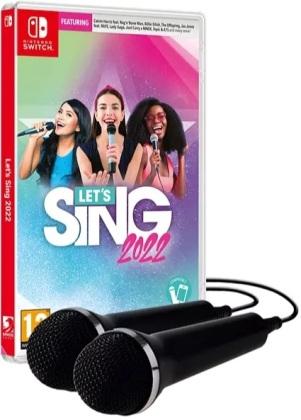 Let's Sing 2022 [+ 2 Mics] - International Editionen