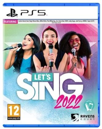 Let's Sing 2022 - International Editionen